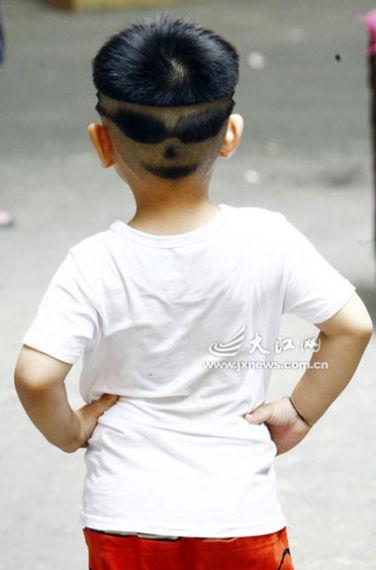 一岁女宝宝短发发型造型(5)图片