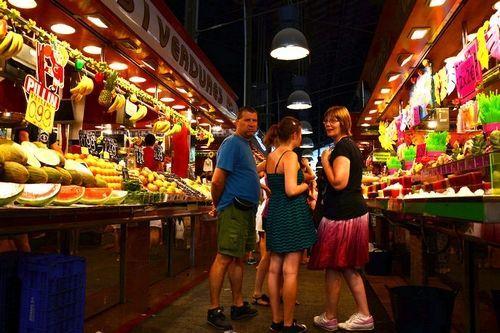 西班牙博盖利亚:欧洲最大的菜市场