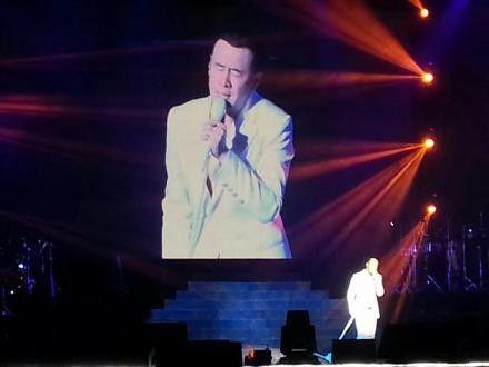 盘点杨坤赣州演唱会的时尚造型图片