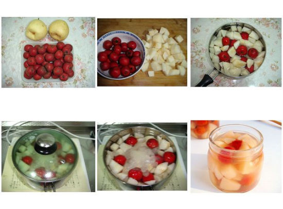 DIY水果罐头