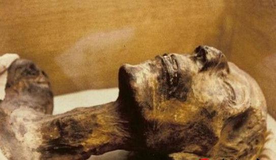 埃及法老王拉美西斯二世木乃伊 -盘点世界十三具最可怕木乃伊图片