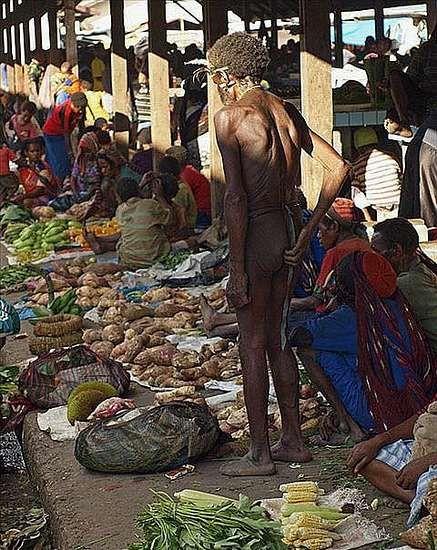 赤裸无罪探秘世界最大裸体市场