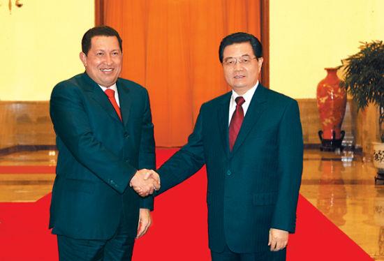 盘点委瑞内拉总统查韦斯生前最爱的中国食物