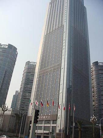 盘点江西摩天大楼 看看谁是第一高