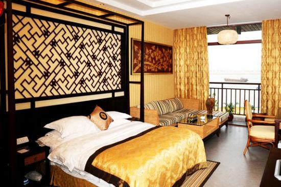 设计,极至完备的设施和纯泰式原生态花园客房打造南昌商务度假酒店之