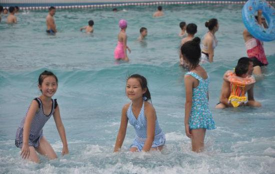 葫芦岛313水上乐园展示