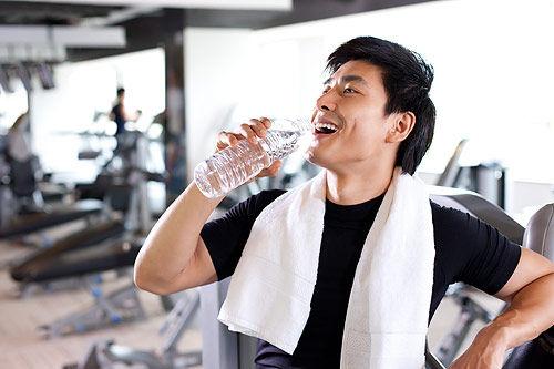 在健身房锻炼的三个目标