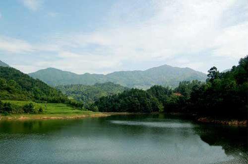 江西最古老的花岗岩地貌风景区