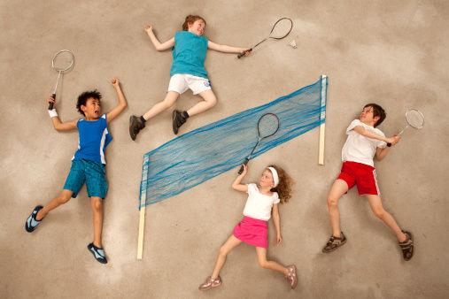 也不需要去懂羽毛球比赛规则