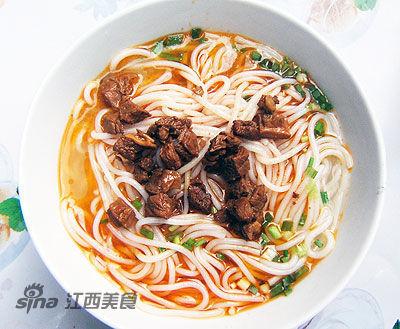 赏风光食美味 江西抚州独具特色的地方小吃