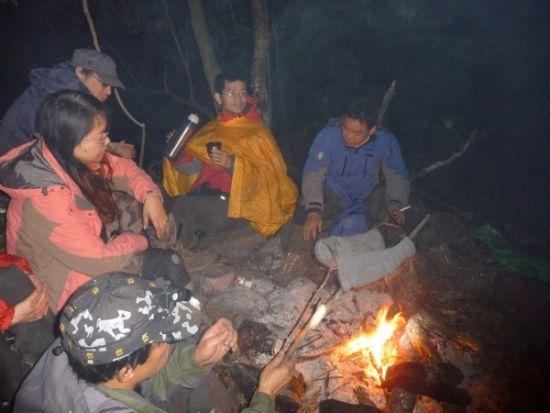 武陵岩露营
