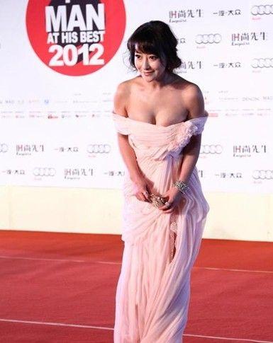 陈紫函被认为是中国大陆最具古典气质的美女之一
