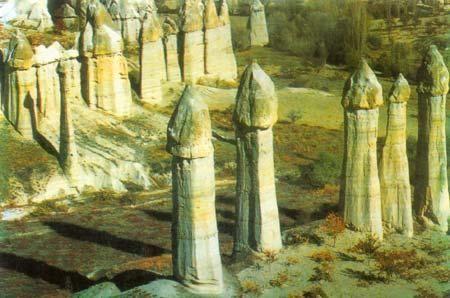岁月的遗迹揭秘男女生殖器崇拜古迹