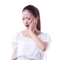 牙痛 咽痛 下颌 颈部 肩部痛