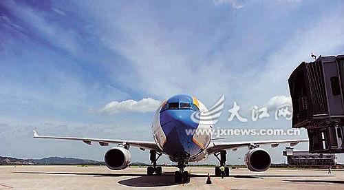 大飞机7月2日起执飞南昌至北京航线(图)