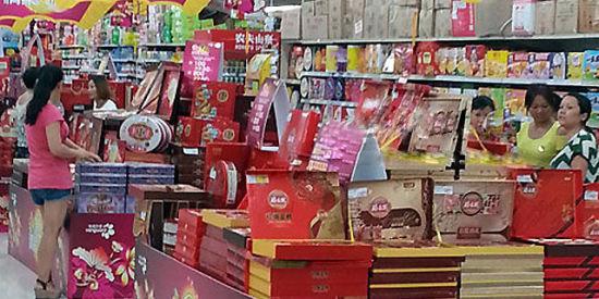 南昌月饼价格今年普遍下调 仍有天价月饼(图)