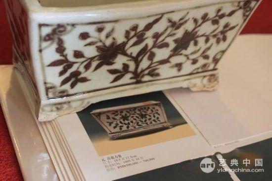 古瓷鉴赏:元代釉里红的鉴藏