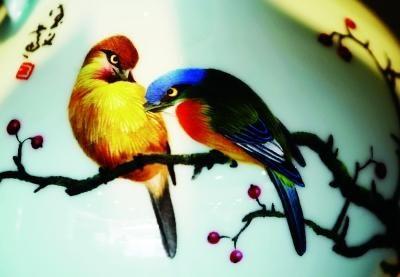 三款陶瓷作品赏析了解昆仑鲁青瓷