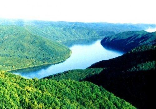 龙江三峡国家森林公园