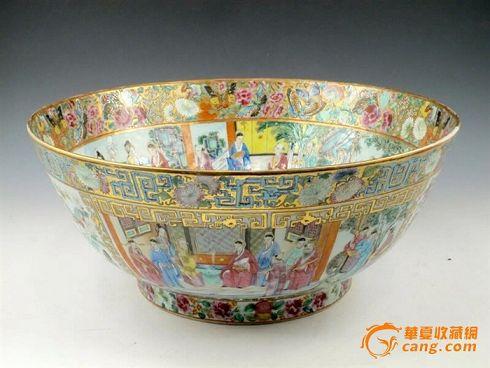 被世界遗忘的明珠广彩瓷器收藏鉴赏