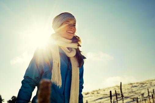 冬季减肥图片_冬季慢跑减肥五大注意事项