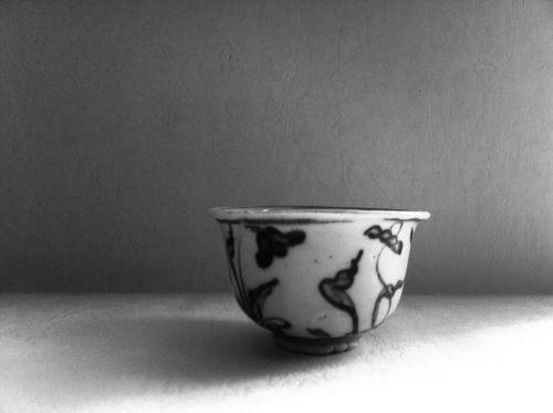 瓷器鉴赏:宣德民窑青花瓷杯