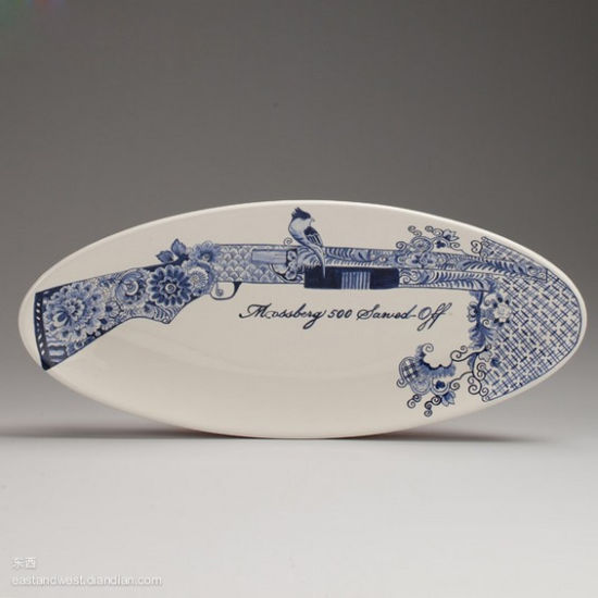 TrevorJackson陶瓷隐藏的政治色彩