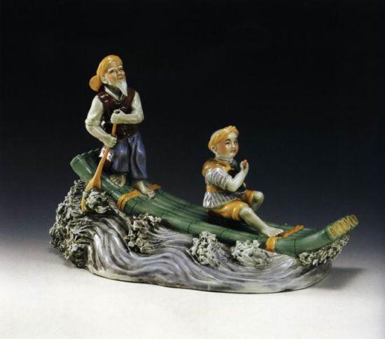 陶瓷鉴赏:文革瓷颇具收藏潜质