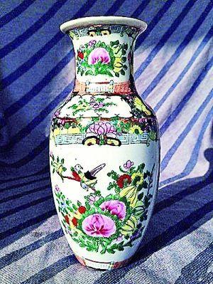 瓷器鉴赏:亦中亦洋的广彩瓷