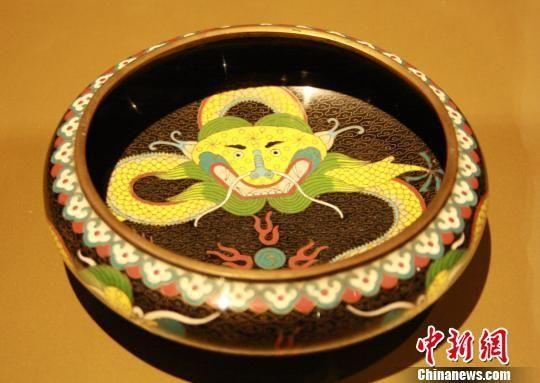 百件清代皇室珐琅器首现杭州:含乾隆心头宝