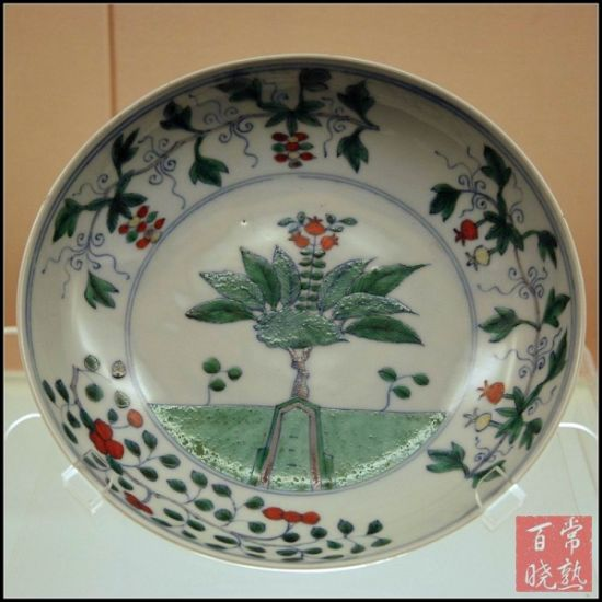 上海博物馆镇馆之宝——清代名贵瓷器鉴赏