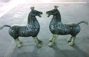 鉴赏:那些令人痴迷的马艺术品