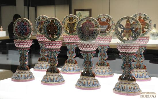 中国国家博物馆古代瓷器精美鉴赏