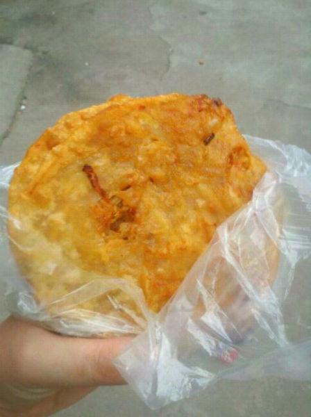 许婆婆萝卜饼