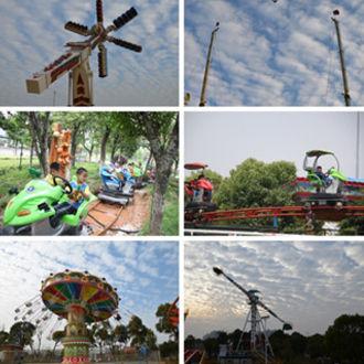 南昌之星游乐园滨江乐园12项设施通票低价预订