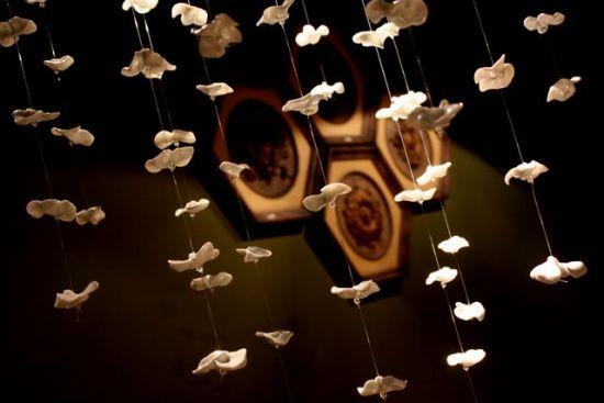 看陶瓷飞舞创意陶瓷带给我们的意境美