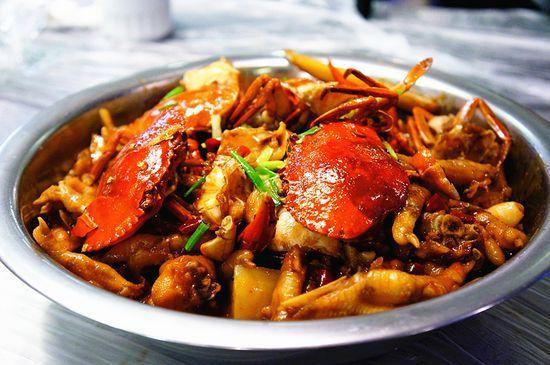 值得等待的美味肉蟹煲走起