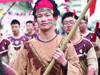 奇葩中学生运动服