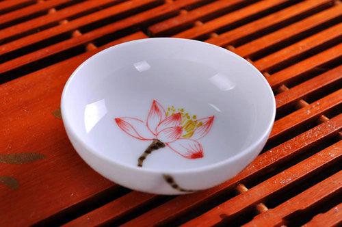 陶瓷茶具工艺景德镇第一瓷(组图)