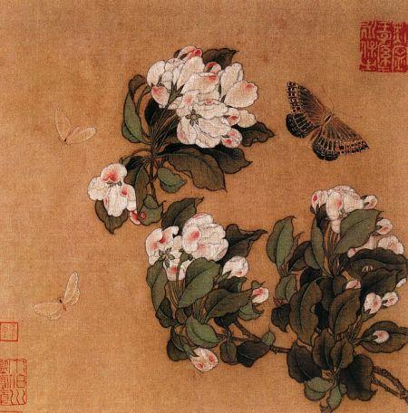 收藏中国:重返古画中那久远的春天
