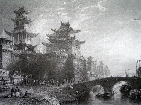洋人笔下的大清国写真图集