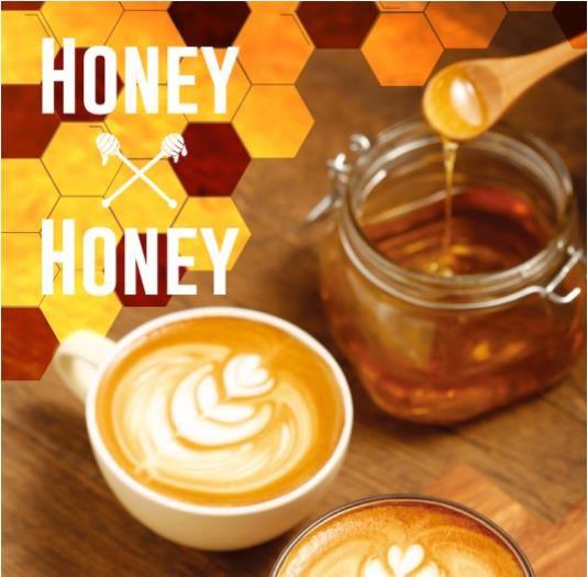 蜂蜜与茶的碰撞出的独特美味蜜糖红茶拿铁