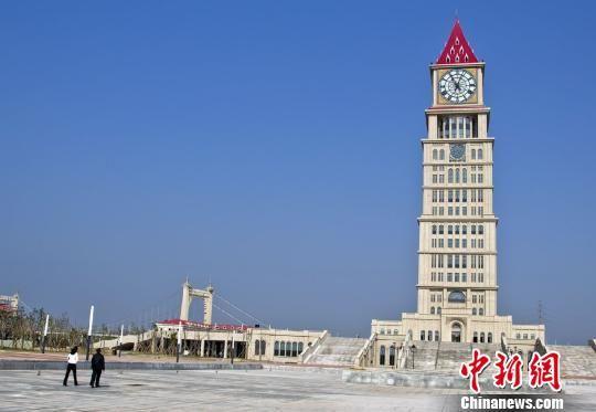 赣州停建世界最大机械钟塔公园 曾被指形象工程
