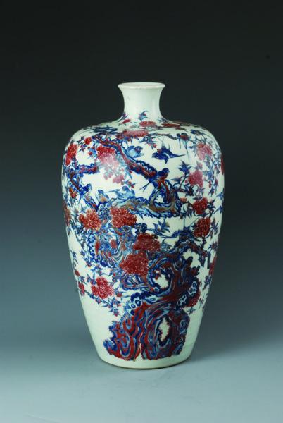 繁花似锦:乾隆时期的景德镇瓷器