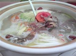 营养美味的全牛汤料足汤鲜