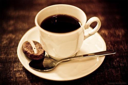 带妈妈去享受一次咖啡时光
