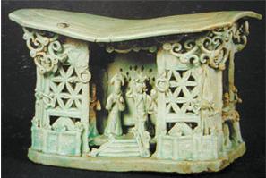 古代瓷器上的端午图像鉴赏