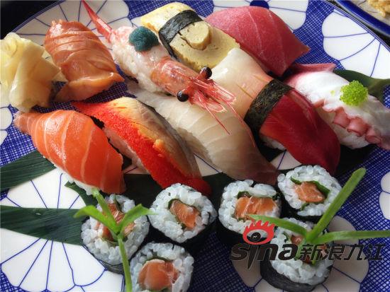 食材很新鲜,口感小编觉得是目前在九江很正的