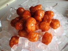 风靡唐人街的中国美食冰镇咕噜肉