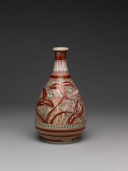 日本江户时代的瓷器欣赏